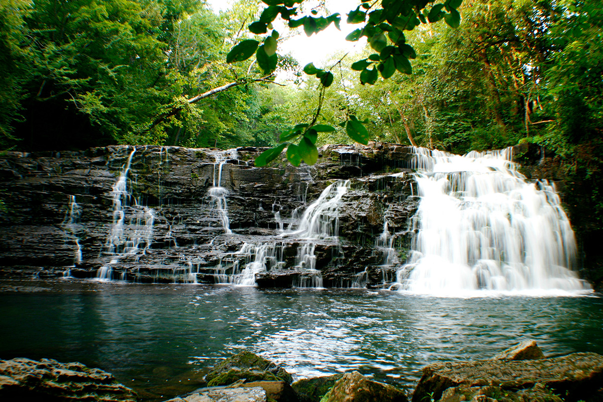 view of Rutledge Falls