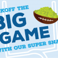Kickoff the Big Game with Our Super Snacks