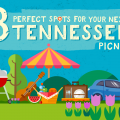 8 Perfect Spots for Your Next Tennessee Picnic